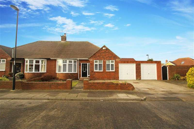 3 Bedrooms Bungalow for sale in Millfield Grove, Tynemouth, Tyne And Wear