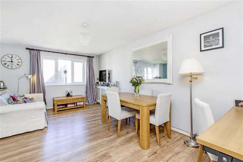 1 Bedroom Property for sale in St Gerards Close, Abbeville Village, London, SW4