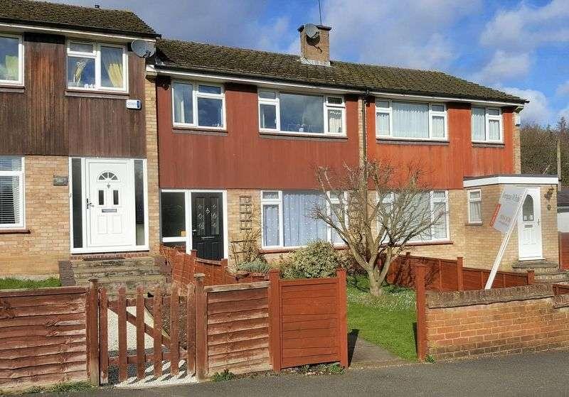 3 Bedrooms Terraced House for sale in Meadow Walk, Tylers Green