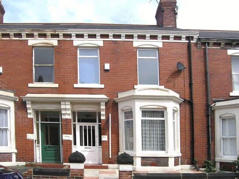 5 Bedrooms Flat for rent in Cartington Terrace, Heaton, Newcastle Upon Tyne