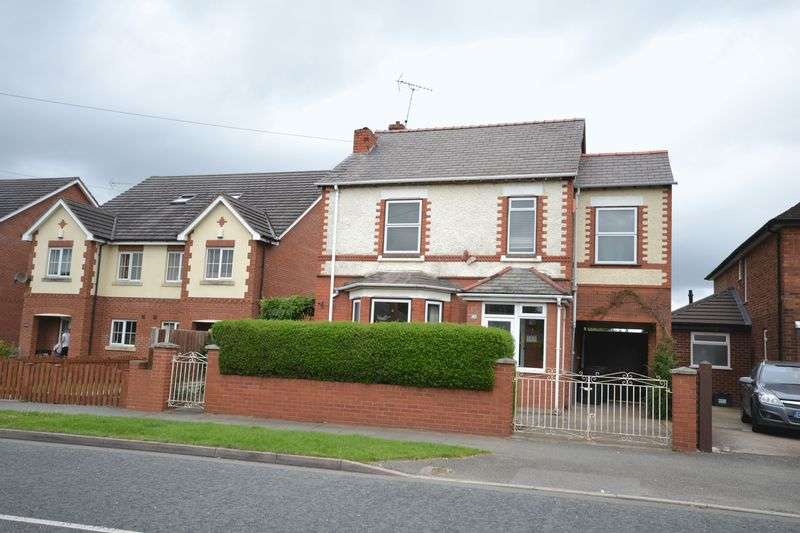 4 Bedrooms Detached House for sale in Hoole Lane, Chester