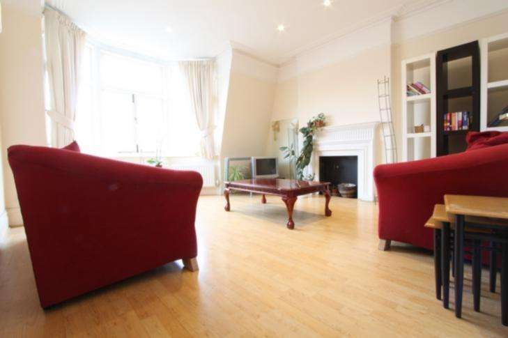 3 Bedrooms Flat for sale in Lauderdale Mansions, Lauderdale Road, London w9