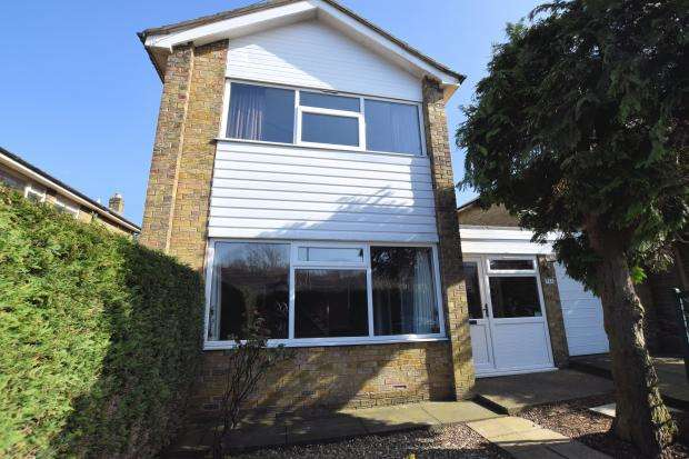 3 Bedrooms Link Detached House for sale in Weaponness Valley Road, Scarborough, North Yorkshire YO11 2JG