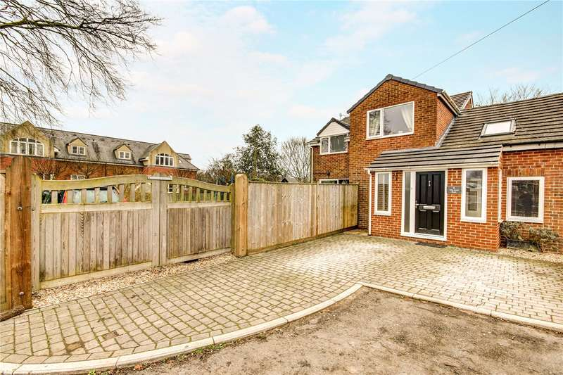 5 Bedrooms Semi Detached House for sale in Van Diemens Close, Marlborough, Wiltshire, SN8
