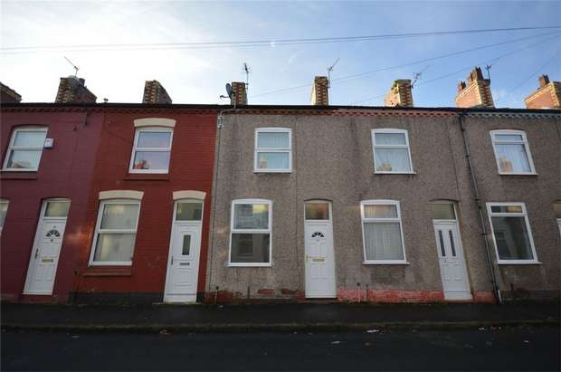 2 Bedrooms Terraced House for sale in Napier Road, New Ferry, Merseyside