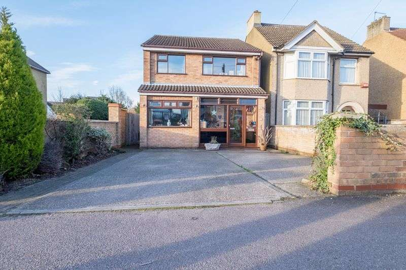 4 Bedrooms House for sale in Harrowden Road, Bedford