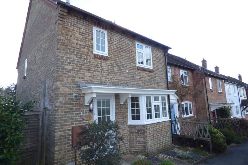 3 Bedrooms End Of Terrace House for sale in Barlavington Way, Midhurst, GU29