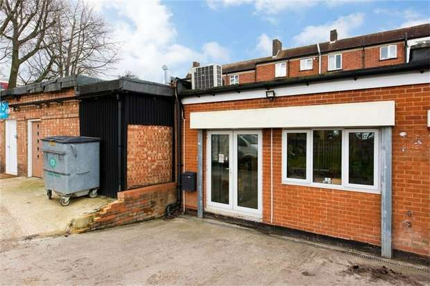 Commercial Property for sale in Victoria Road, Ruislip, Greater London