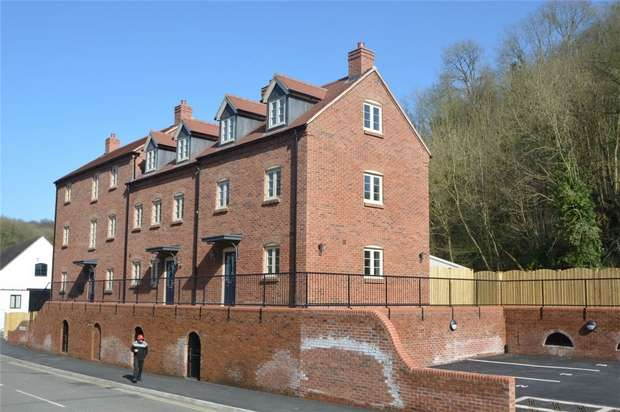 3 Bedrooms End Of Terrace House for sale in Foundry Mews, Coalbrookdale, Telford, Shropshire