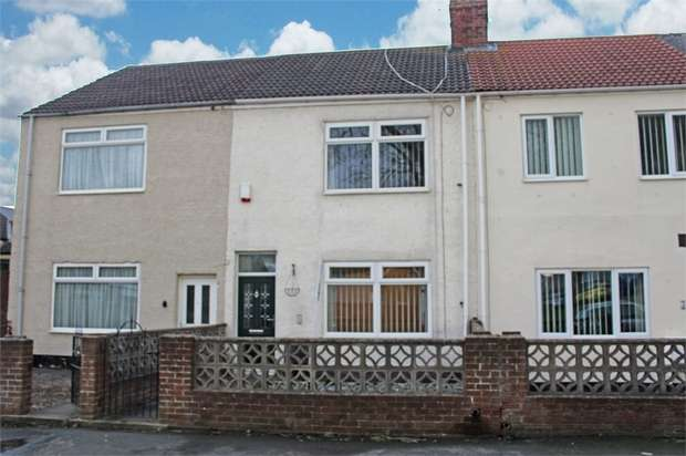 2 Bedrooms Terraced House for sale in West View, West Cornforth, Ferryhill, Durham