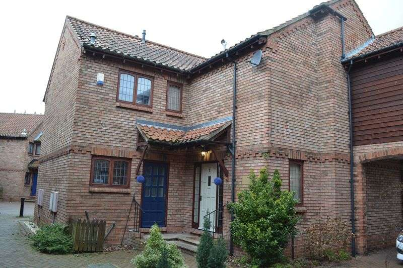 2 Bedrooms Terraced House for sale in Station Road, Great Coates