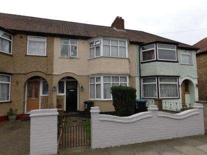 3 Bedrooms Terraced House for sale in Elmcroft Avenue, London