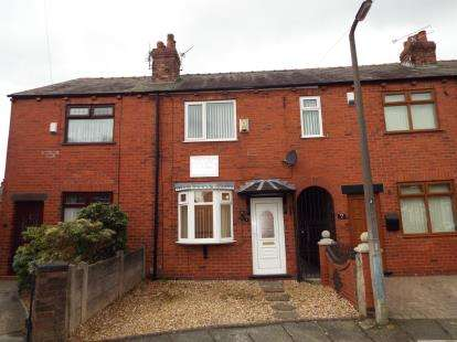 2 Bedrooms Terraced House for sale in Gaynor Avenue, Haydock, St. Helens, Merseyside, WA11