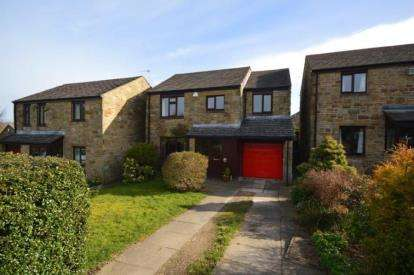4 Bedrooms Detached House for sale in Acorn Drive, Stannington, Sheffield