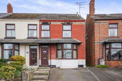 3 Bedrooms Semi Detached House for sale in Oldminster Road, Sharpness, Berkeley, Gloucestershire