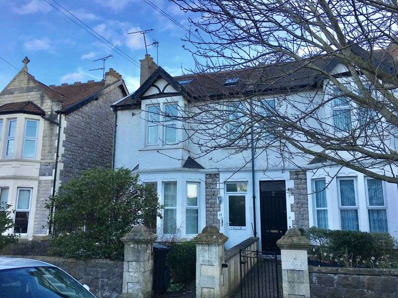 3 Bedrooms Flat for sale in Nithsdale Road, Weston-Super-Mare