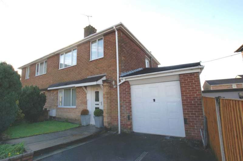 3 Bedrooms Semi Detached House for sale in Hillary Grove, Buckley, Flintshire. CH7 2LL