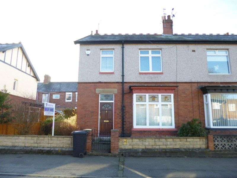 3 Bedrooms Semi Detached House for sale in Queens Road, Bishop Auckland