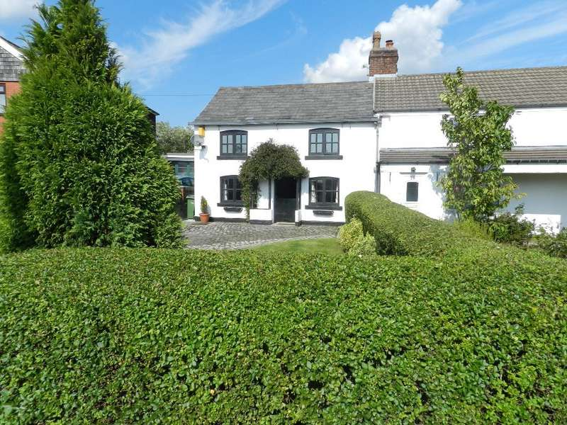 3 Bedrooms Semi Detached House for sale in Smithy Brow, Croft, Warrington, Cheshire, WA3 7BZ