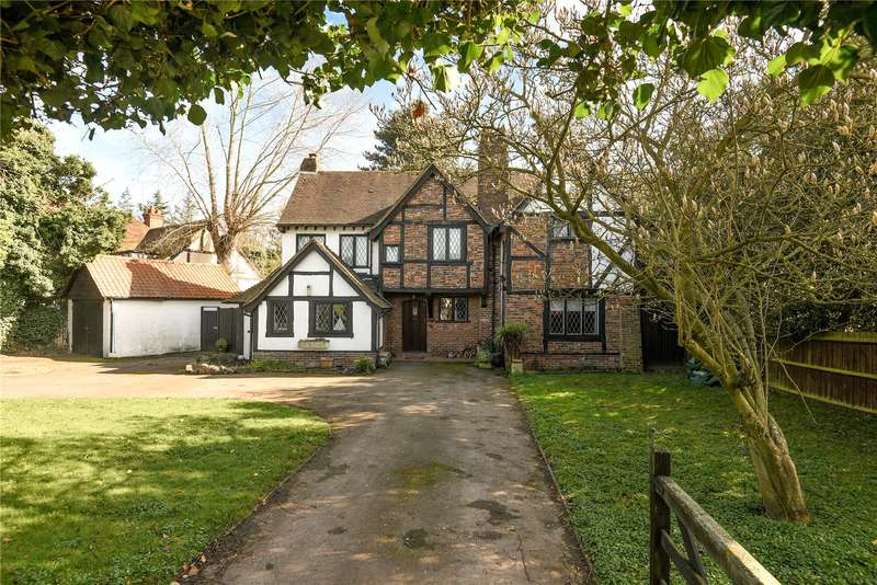 4 Bedrooms House for sale in Denham Avenue, Denham, Buckinghamshire, UB9