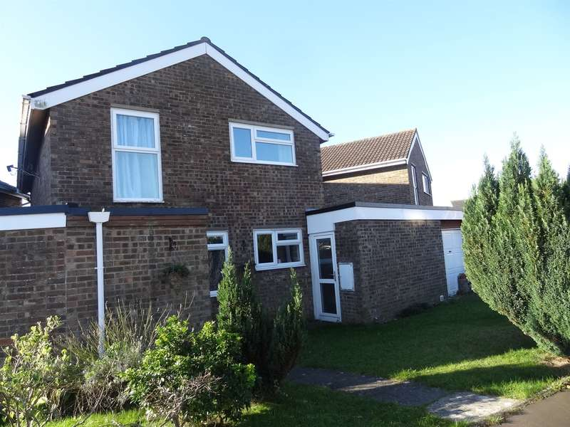 4 Bedrooms Detached House for sale in Cardigan Crescent, Boverton, Llantwit Major