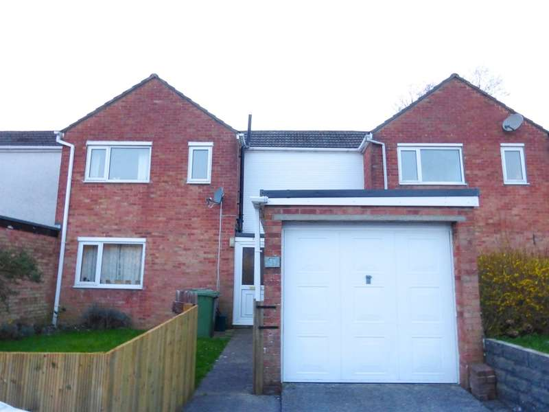 3 Bedrooms Terraced House for sale in Gruffydd Drive, Churchill Park, Caerphilly