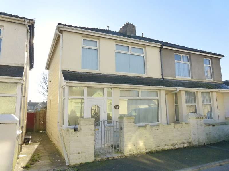 3 Bedrooms Semi Detached House for sale in Lewis Place, Porthcawl