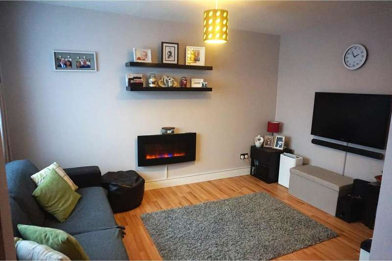 1 Bedroom Flat for sale in Station Road, Llandaff North, Cardiff