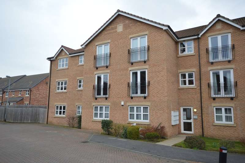1 Bedroom Flat for sale in Royal Troon Mews, Stanley, Wakefield