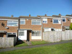 3 Bedrooms Terraced House for sale in Dipton, Stanley DH9