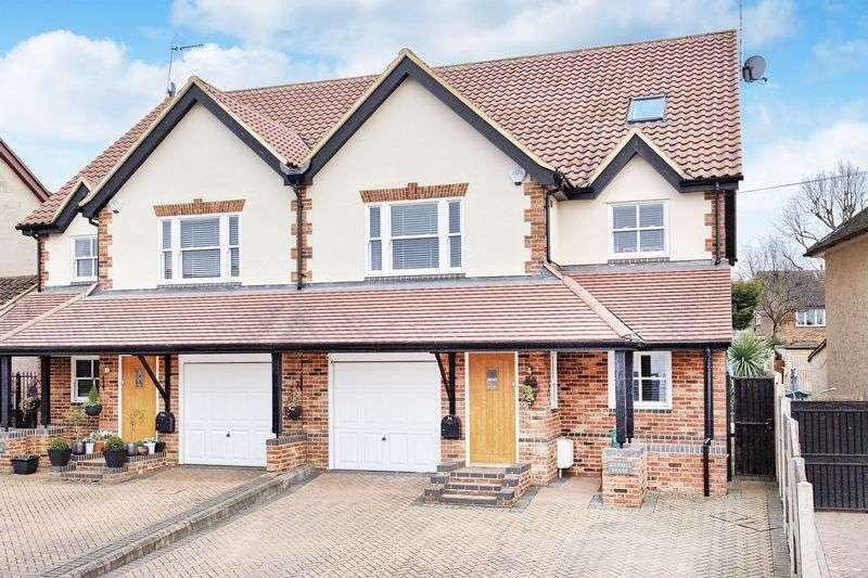 5 Bedrooms Semi Detached House for sale in Nazeing, Essex