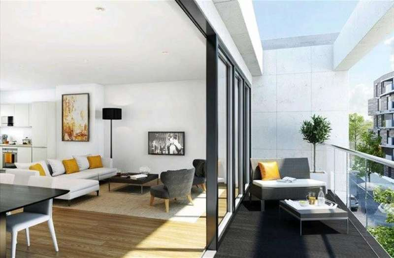 1 Bedroom Property for sale in Greenwich Collection, London, SE10