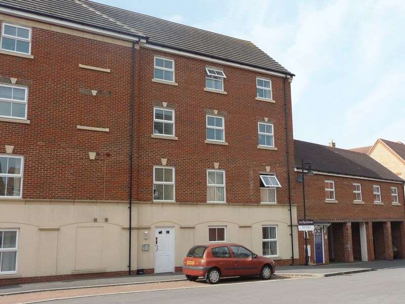 2 Bedrooms Flat for sale in Arnold Street, Redhouse