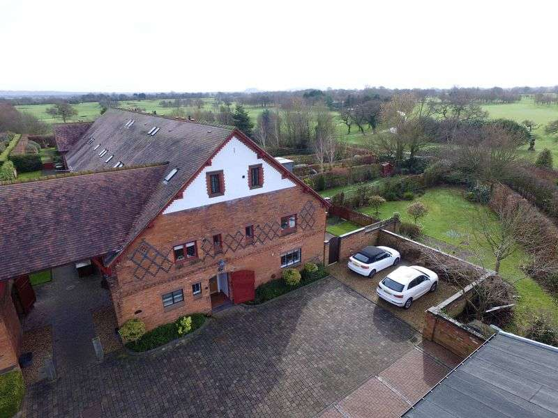 4 Bedrooms Semi Detached House for sale in Brookdale Court, Guy Lane, Waverton, Chester