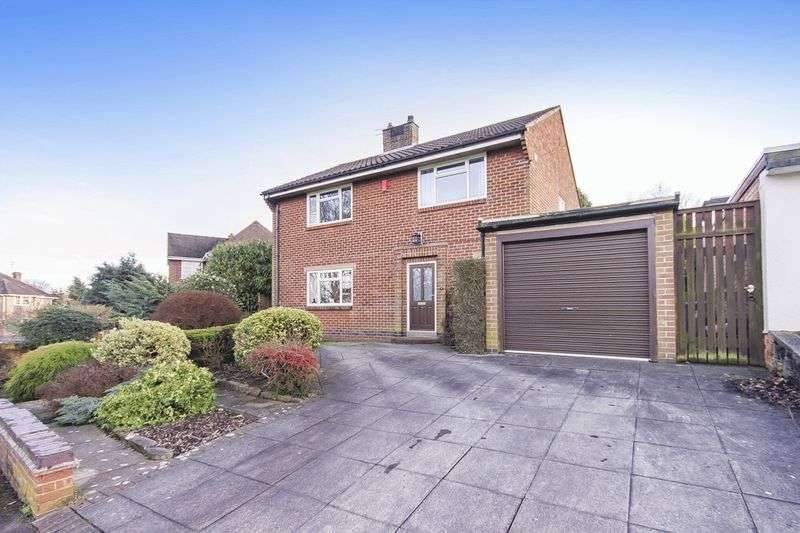 3 Bedrooms Detached House for sale in VAUXHALL AVENUE, MACKWORTH