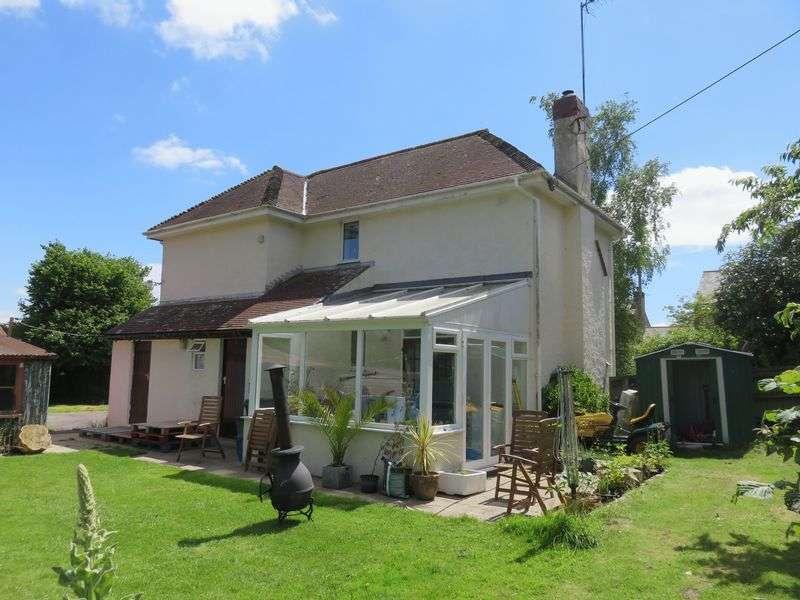 3 Bedrooms Detached House for sale in Smallridge, Axminster