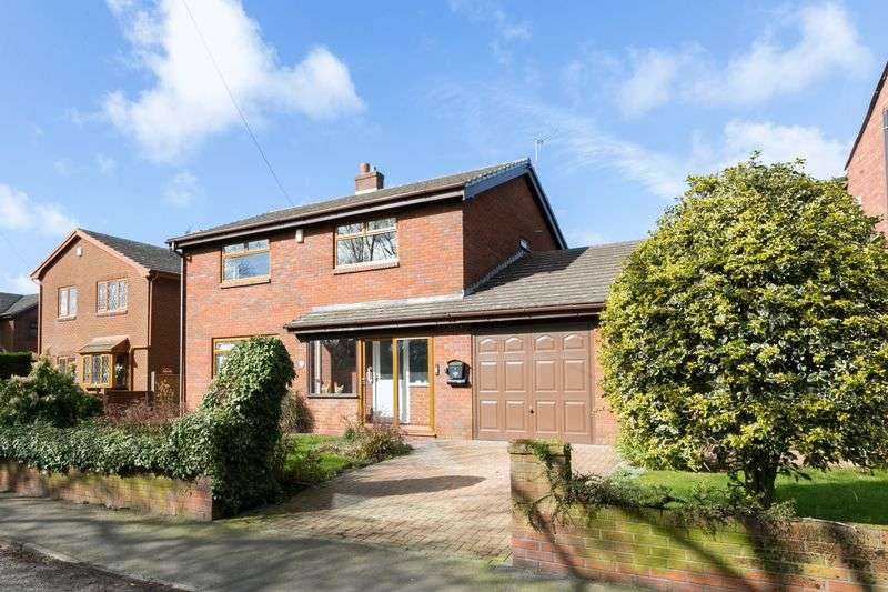 3 Bedrooms Detached House for sale in Brick Kiln Lane, Rufford, L40 1SZ