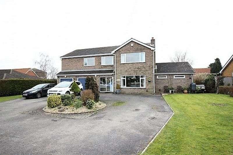 5 Bedrooms Detached House for sale in Langton Hill, Horncastle
