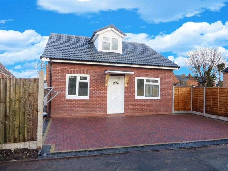 2 Bedrooms Detached Bungalow for sale in Kenilworth Close, Tipton