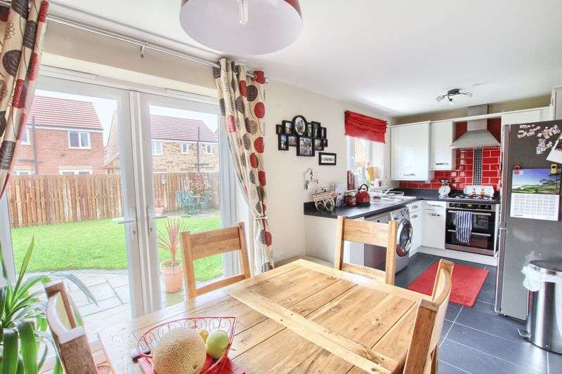 3 Bedrooms Detached House for sale in Hembury Court, Ingleby Barwick