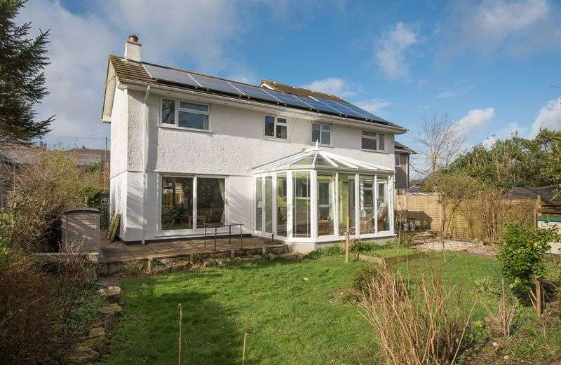 4 Bedrooms Semi Detached House for sale in Stithians, Cornwall