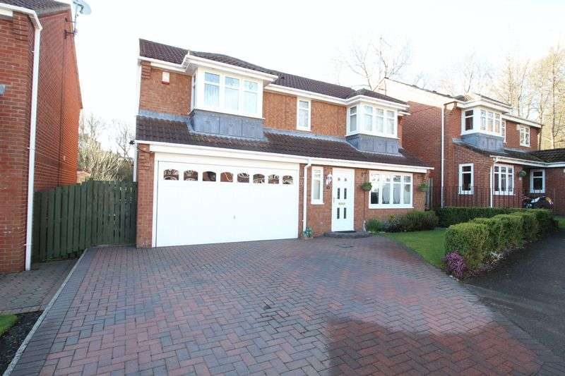 4 Bedrooms Detached House for sale in Milldene View, Jarrow