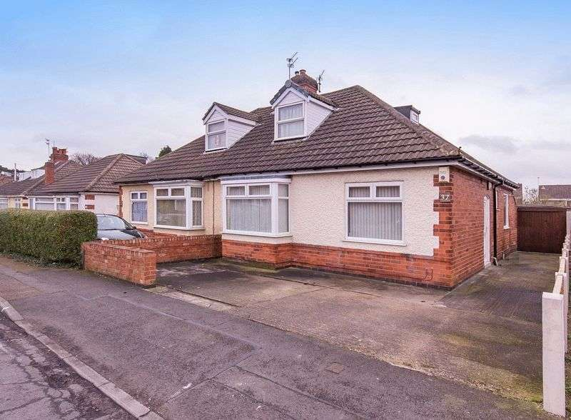 4 Bedrooms Semi Detached House for sale in LIME GROVE, CHADDESDEN