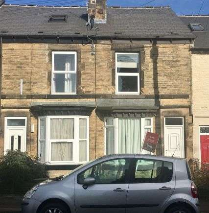 4 Bedrooms Terraced House for rent in Sackville Road, Crookes, Sheffield
