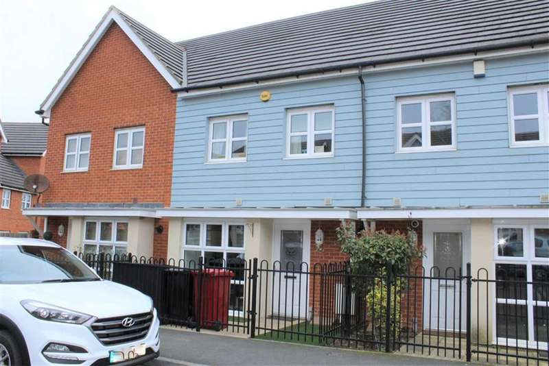 3 Bedrooms Terraced House for sale in Dariel Close, Cippenham, Berkshire