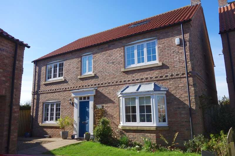 6 Bedrooms Detached House for sale in Kingsthorpe Park, Selby, North Yorkshire, YO8