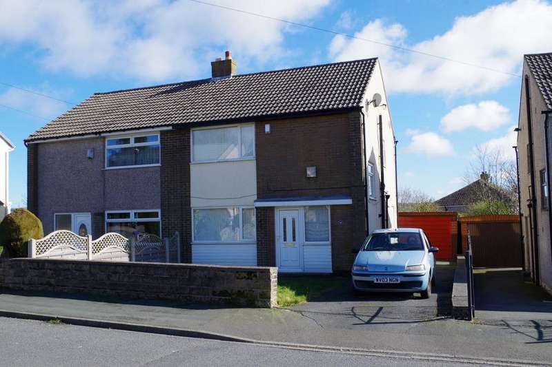3 Bedrooms Semi Detached House for sale in Eastwood Avenue, Illingworth, Halifax HX2