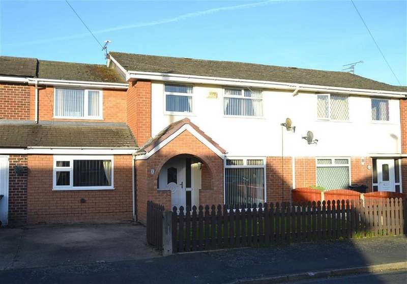 5 Bedrooms Town House for sale in Saltersgate, Great Sutton, Ellesmere Port