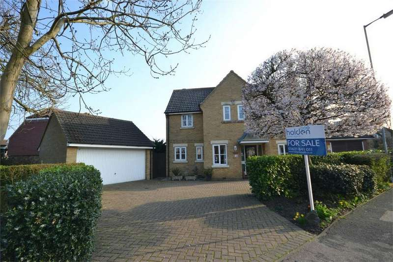 4 Bedrooms Detached House for sale in Fambridge Road, Maldon, Essex