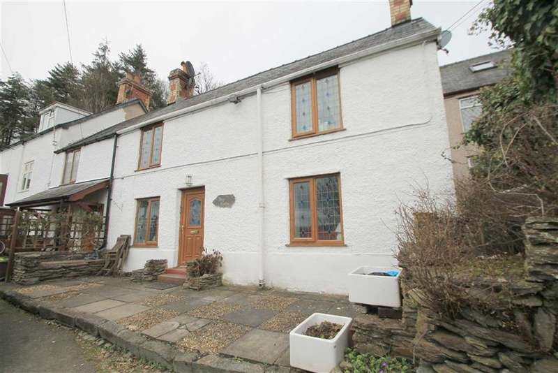 2 Bedrooms Terraced House for sale in Tai Organ, Cynwyd, Corwen